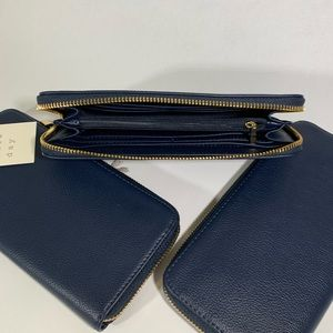 A New Day- Zip Wallet NWT